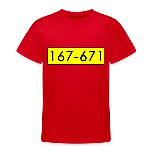 Banda Bassotti - T-shirt Teen-Ager - Maglietta per ragazzi