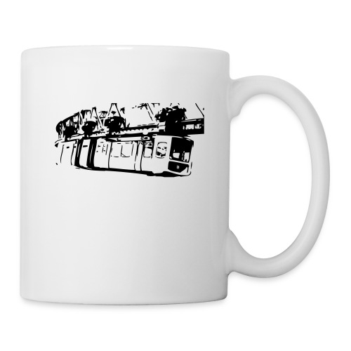 Wo die Busse fliegen - Tasse