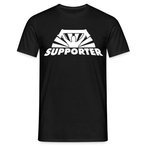 Mannen T-shirt - Supporter T-Shirt