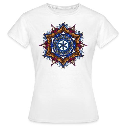 ParadiseSnails_Mandala_05.png - Frauen T-Shirt