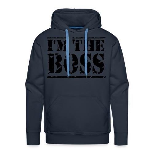 IMTH hoodie - Mannen Premium hoodie
