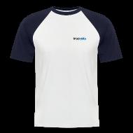 Tee shirts ~ Tee shirt baseball manches courtes Homme ~ Numéro de l'article 23195385
