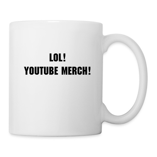 YouTube Merch Mug - Mug