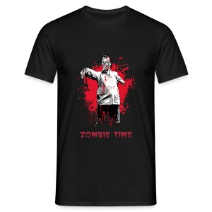 Zombie Time - T-shirt Homme