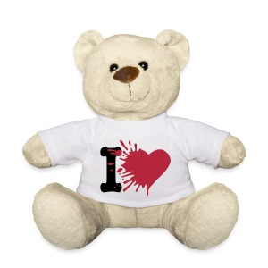 I LOVE ... TEDDY - Teddy