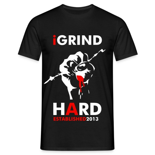 iGRIND WEAR - Men's T-Shirt