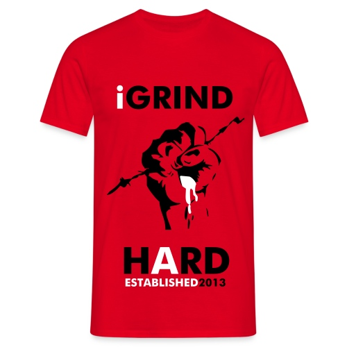 iGRIND - Men's T-Shirt