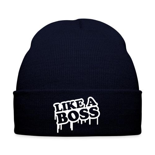 'LIKE A BOSS' Hat - Winter Hat