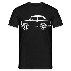 Trabant Outlines Men T-Shirt - Männer T-Shirt