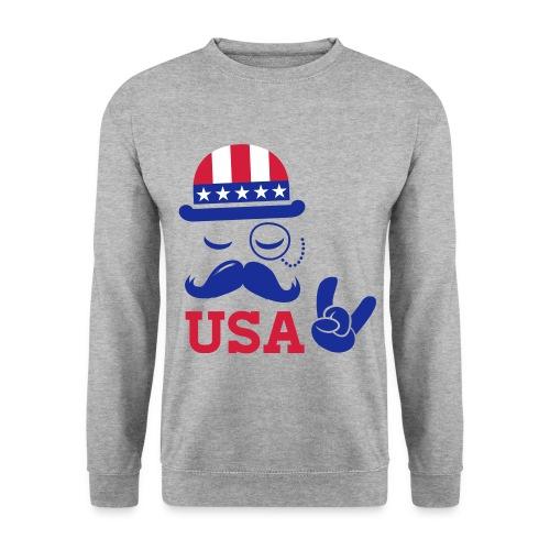USA crewneck boys/girls - Mannen sweater