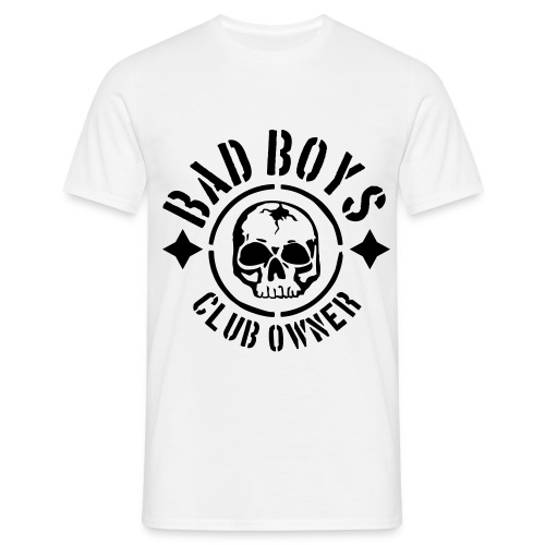 Bad Boys - Männer T-Shirt