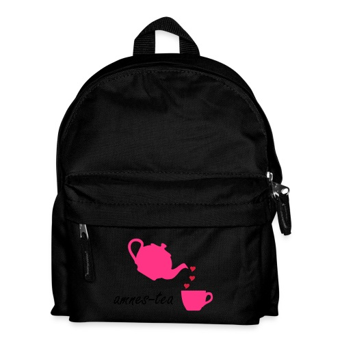 Amnes-tea Kids Backpack (Pink/Pink) - Kids' Backpack