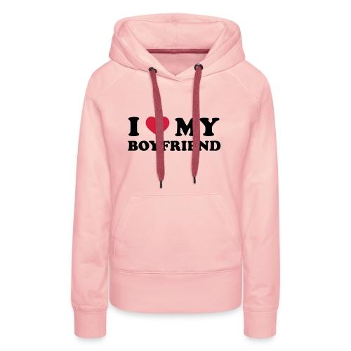 Lisa - Vrouwen Premium hoodie