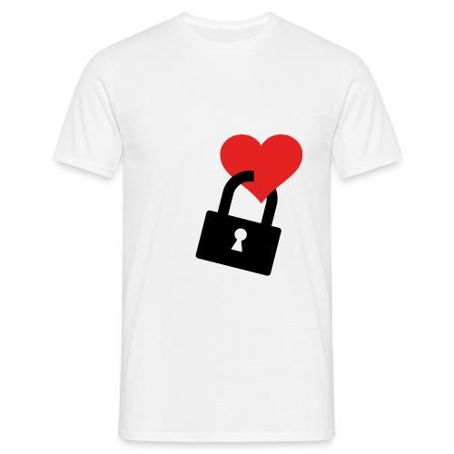 VERGEBEN - Männer T-Shirt