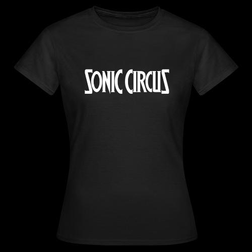 SONIC CIRCUS Classic - Frauen T-Shirt