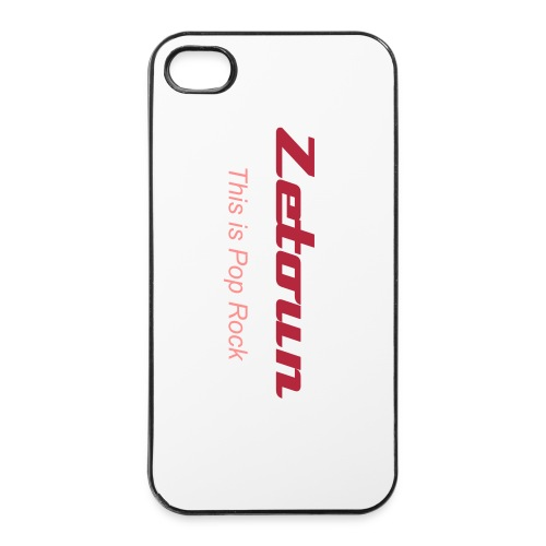 Coque IPhone 4g/4gs Zetoun - Coque rigide iPhone 4/4s