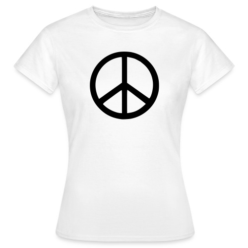 peace t-shirt for women - Women's T-Shirt