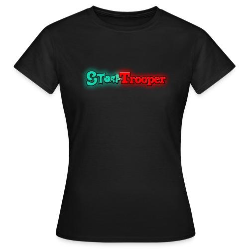 Storp Trooper (Girls) - Women's T-Shirt