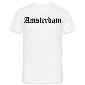 t-shirt Amsterdam - Mannen T-shirt