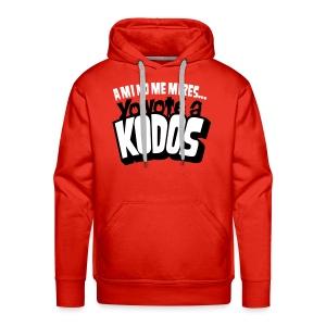 Los Simpson: Yo voté a Kodos - Sudadera con capucha premium para hombre