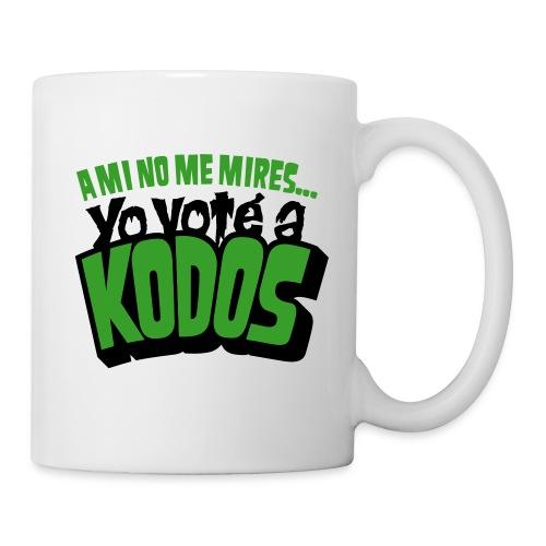 Los Simpson: Yo voté a Kodos - Taza