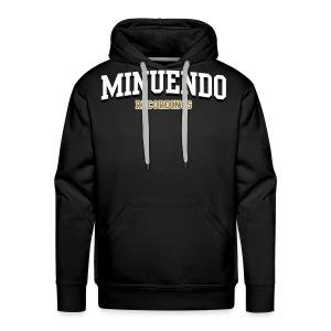Men's Premium Hoodie - Minuendo,Recordings