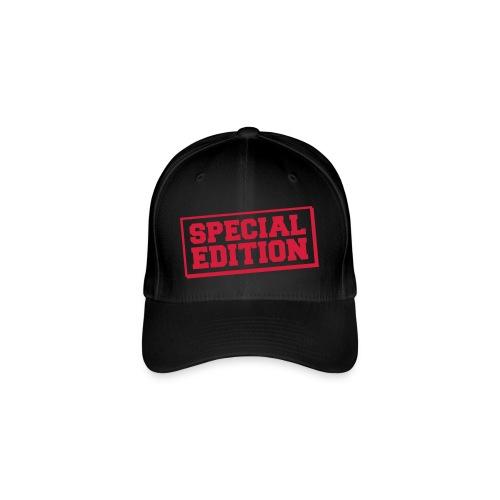 SPECIAL EDITION HAT ( BLACK ) - Flexfit Baseball Cap