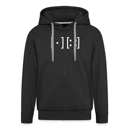 DICE - Men's Premium Hooded Jacket
