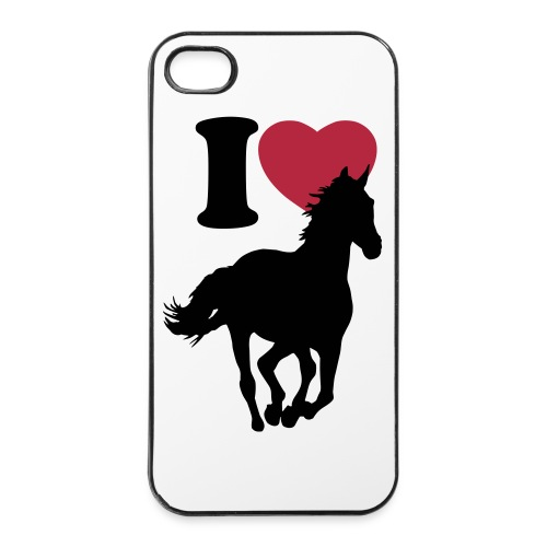 Horse IPhone cover  - iPhone 4/4s Hard Case