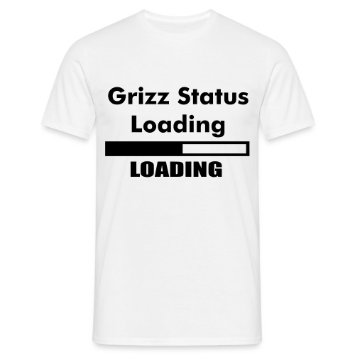 Loading Grizz Satus - Men's T-Shirt