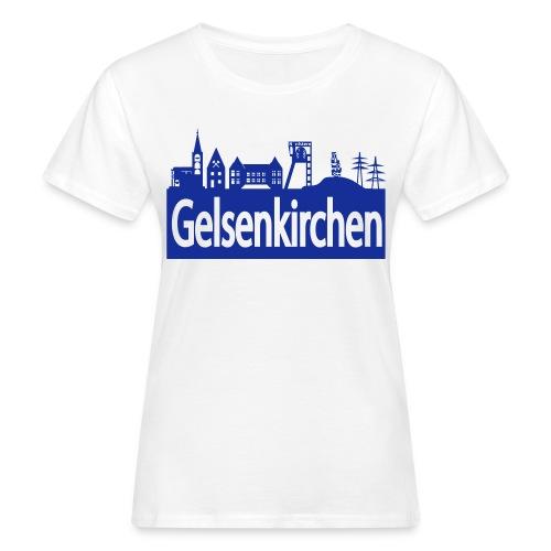 Gelsenkirchen - Frauen Bio-T-Shirt