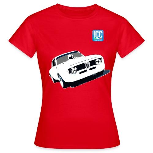 T-shirt Ligne GIU13 BF - T-shirt Femme
