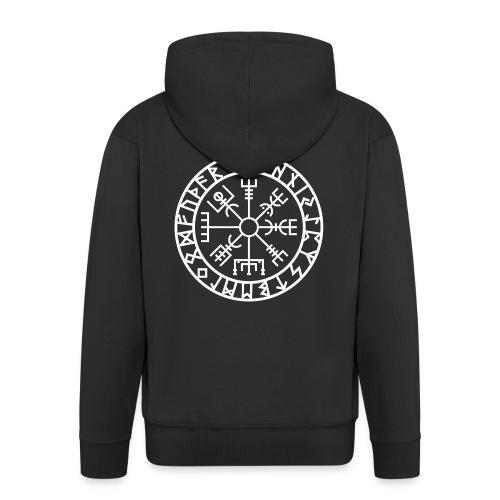 Kapuzen Sweatshirt - schwarz XXL - Männer Premium Kapuzenjacke