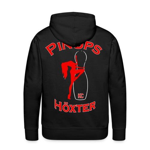 PinUps Pulli, Herren - Männer Premium Hoodie