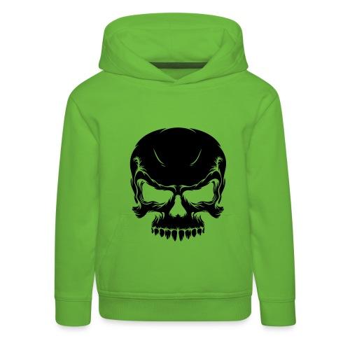 Barn tröja  - Premium-Luvtröja barn