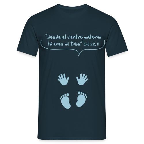 Tú eres mi Dios - Camiseta hombre