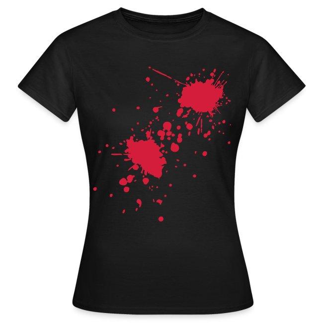 Tee-Shirt Femme - Sang