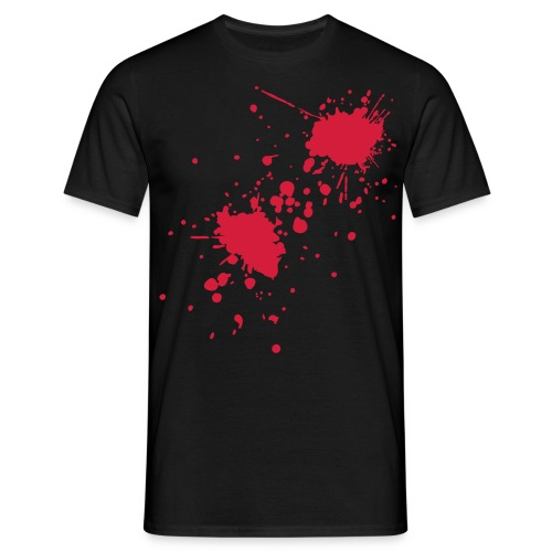 Tee-Shirt homme - Sang - T-shirt Homme