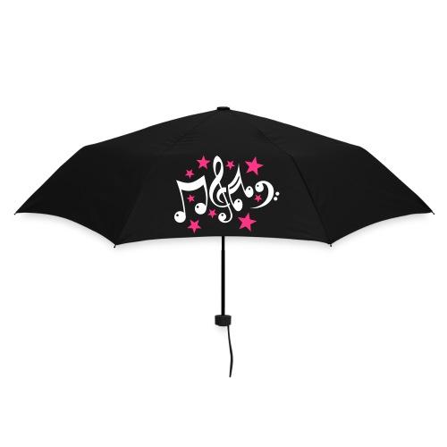 I love Music  - Regenschirm (klein)