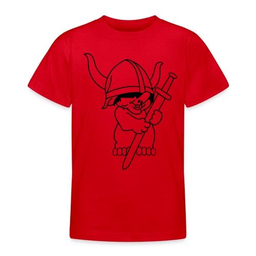 Funny viking - Teenager T-shirt