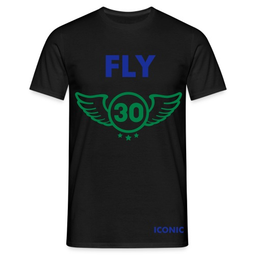 ICONIC FLY T SHIRT - Men's T-Shirt
