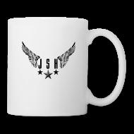 Mugs & Drinkware ~ Mug ~ JSH Logo #2-b