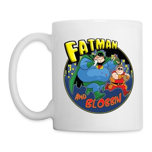 Fatman & Blobbin - Mug