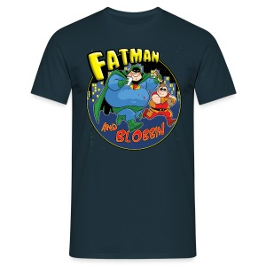 Fatman & Blobbin - Men's T-Shirt