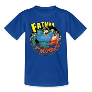 Fatman & Blobbin - Teenage T-shirt