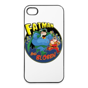 Fatman & Blobbin - iPhone 4/4s Hard Case