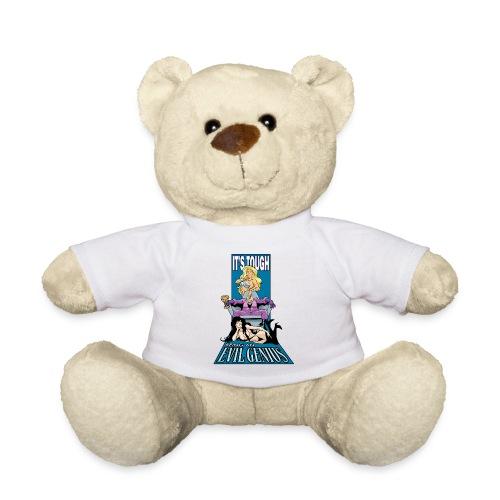 It's Tough Being An Evil Genius - Teddy Bear