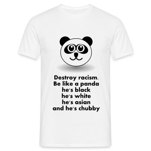 Chubby Panda - T-shirt Homme