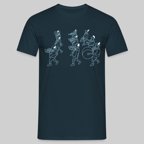 Aufmarsch - Männer T-Shirt