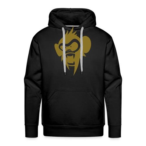 gold money hoodie - Men's Premium Hoodie